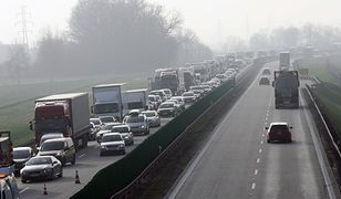 Utrudnienia na A4 mogą potrwać do wczesnego popołudnia