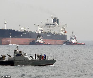 Bliski Wschód. Tankowiec zaginął na irańskich wodach - od kilku dni nie ma kontaktu z załogą (zdj. ilustr.)