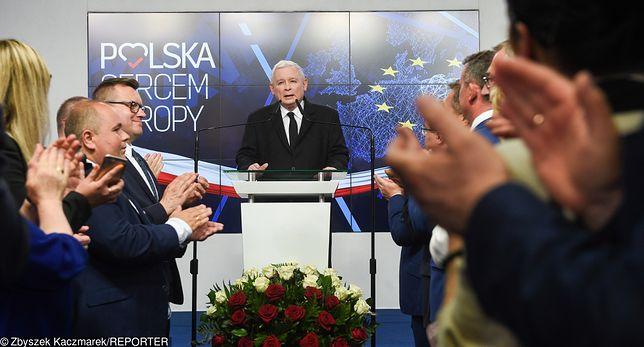 Parlament Europejski. PiS i Beata Szydło największymi zwycięzcami. Koalicja Europejska smakuje goryczy porażki.