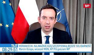 Koronawirus w Polsce. Zamęt po słowach Mateusza Morawieckiego. Marcin Ociepa: wyrwane z kontekstu
