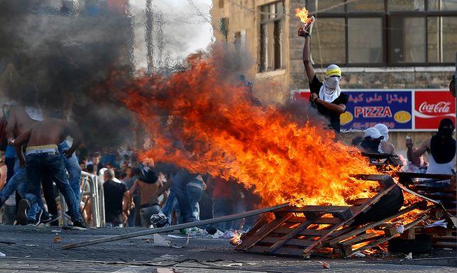Zamieszki w Izraelu - turyści powinni zachować ostrożność