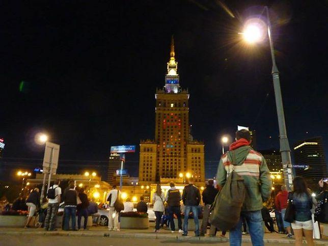 Projekt P.I.W.O. znów na Pałacu Kultury!