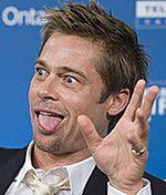 Panie pofesorze, proszę puścić farbę, czy Brad Pitt był zazdrosny?