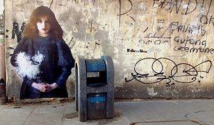Nowe prace Casabianki na praskich murach (ZDJĘCIA)