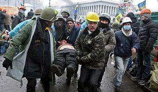 Bilans ofiar w Kijowie rośnie z godziny na godzinę