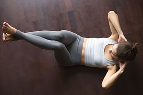 Kaloryfer u dziewczyny – dieta, trening, ćwiczenia. Jak wyrzeźbić brzuch?