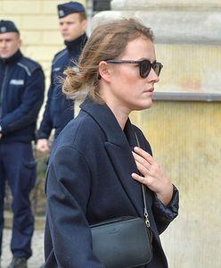 Olga Frycz jest w drugiej ciąży. Były partner komentuje