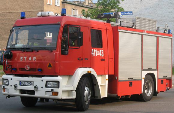 Kujawsko-Pomorskie. Wybuch gazu w domu wielorodzinnym