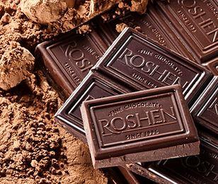 Prezydent Ukrainy chce podbić Polskę... swoją czekoladą