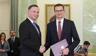 Sejm. Andrzej Duda desygnuje Mateusza Morawieckiego na premiera