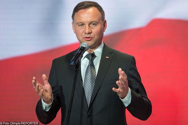 Andrzej Duda ma bezpieczną przewagę nad rywalami