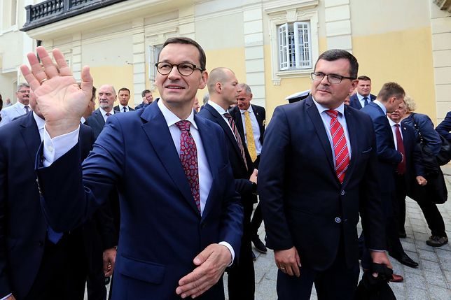 Premier rządu PiS w Częstochowie