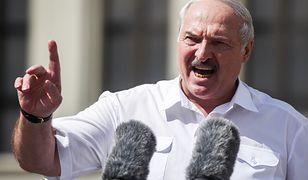 Łukaszenka znów oskarża Zachód. Padły słowa o ataku terrorystycznym