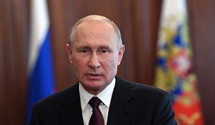 Zatrzymanie Ramana Pratasiewicza. Putin: Rosja nie brała w tym udziału