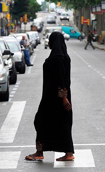 Koniec upiornej burki?