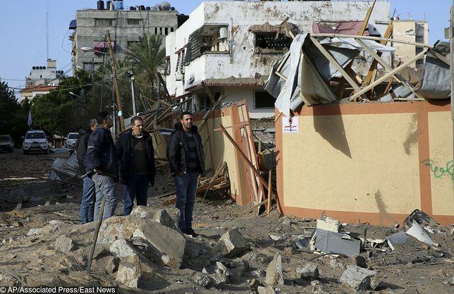 Wymiana ognia na linii Izrael-Strefa Gazy. Przechwycono pociski