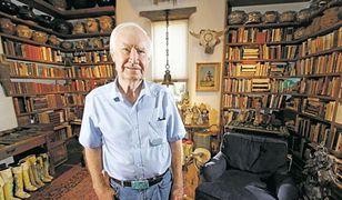 Forrest Fenn 10 lat temu ukrył skarb.  Martyna Wojciechowska o jego historii