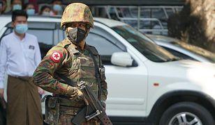 Pucz w Birmie. Armia wprowadziła stan wyjątkowy
