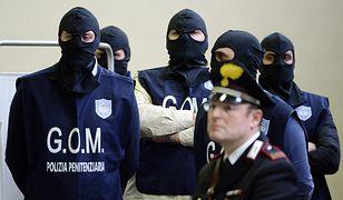 Przesłuchanie Sycylijczyka, który zgodził się zeznawać przeciwko mafii