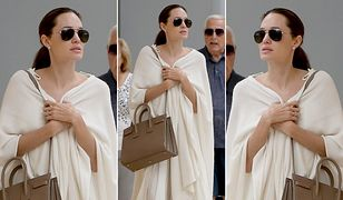Angelina Jolie kocha minimalizm!