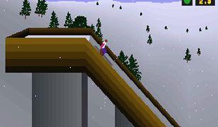 Deluxe Ski Jump - wyzwanie dla prawdziwych skoczków