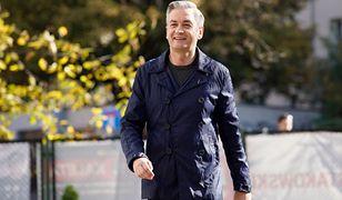 Robert Biedroń, kandydat lewicy na prezydenta.