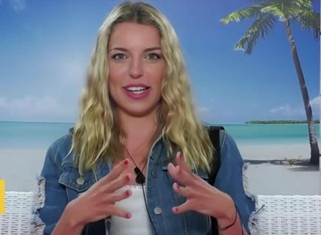 """""""Love Island"""": Oliwia pozuje w koronkowej bieliźnie. Tak spędza kwarantannę"""