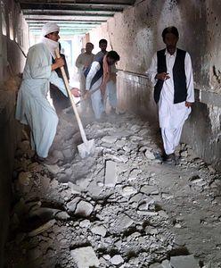 Potężna eksplozja w Afganistanie. Dziesiątki zabitych w meczecie
