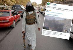 Eksplozja w Kabulu. Są ofiary wśród cywilów