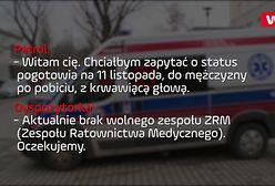 Protest ratowników medycznych. Brakuje karetek, szokujące nagrania