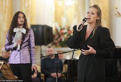 Marlena Szpak wystąpiła z bratem. Miała oryginalną kreację