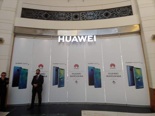 Brand store Huawei w Arkadii zacznie działać 12 grudnia