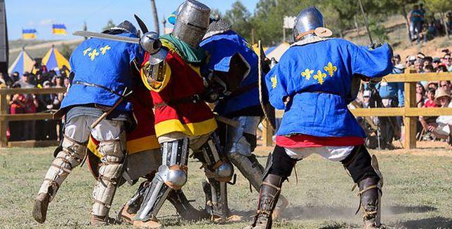 Walki rycerskie na Zamku w Malborku