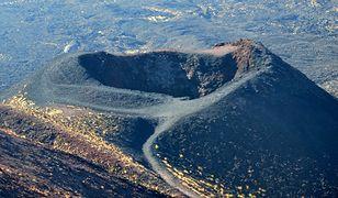 Największy wulkan w Europie teraz na Google Maps