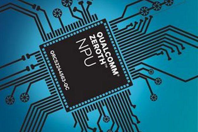 Qualcomm buduje procesor, który potrafi się uczyć