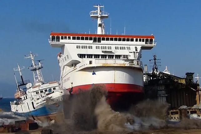Tam, gdzie statki kończą swój żywot