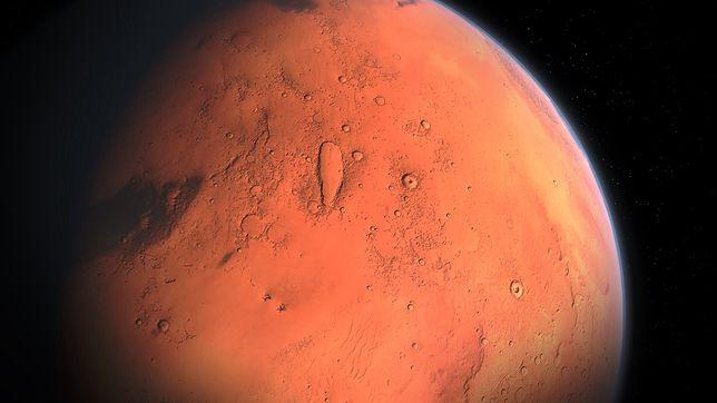 Mars znajdzie się bardzo blisko Ziemi