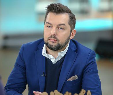 Paweł Blajer zrezygnował z pracy dla TVN w grudniu 2019 r.