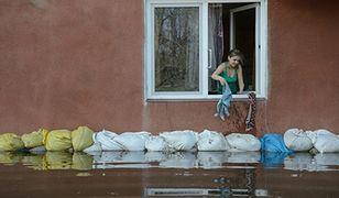 Alarm powodziowy na Bugu