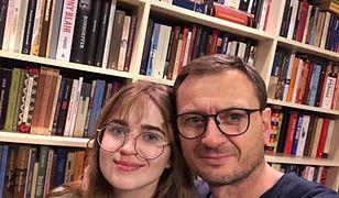 Sławomir Nitras z córką