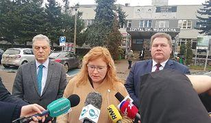 Gdańsk. Władze szpitala św. Wojciecha o śmiertelnym ataku na pacjenta