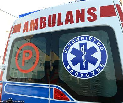 Dwie osoby zostały ranne w wypadku na trasie S3