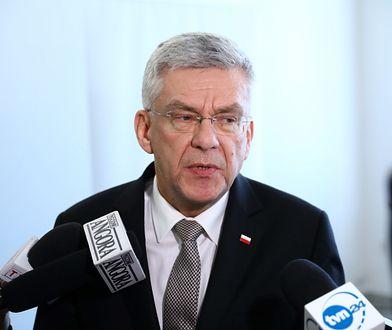 Wicemarszałek Senatu skomentował działania Komisji Europejskiej