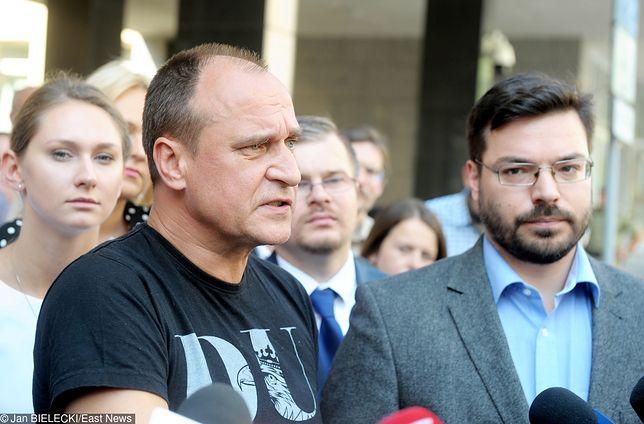 Stanisław Tyszka ma otwierać europarlamentarną listę Kukiz'15 w Warszawie