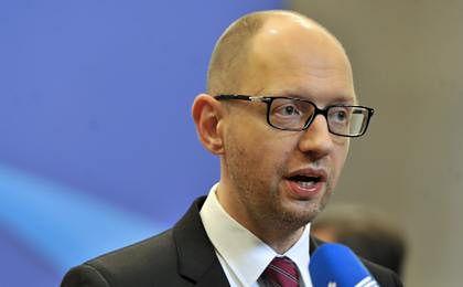 Arsenij Jaceniuk: będą sankcje wobec Rosjan i firm wspierających separatystów