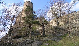 Z zamkiem Chojnik w Jeleniej Górze wiąże się legenda o pięknej Kunegundzie