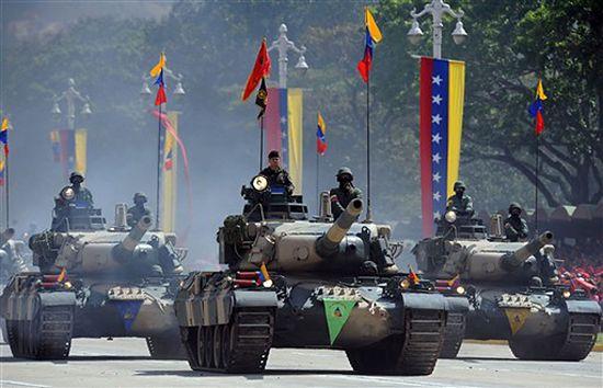 Wenezuela świętowała 200-lecie niepodległości