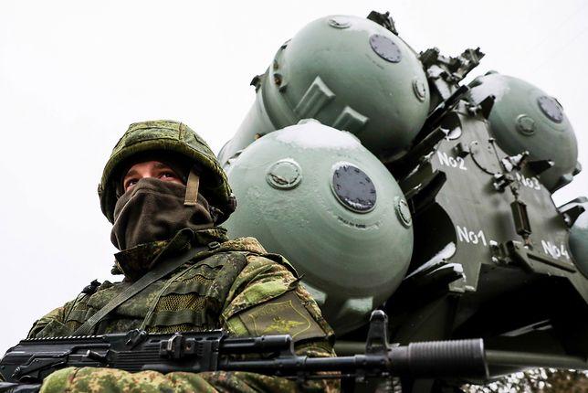 Rosyjskie ćwiczenia zakończyły się powodzeniem