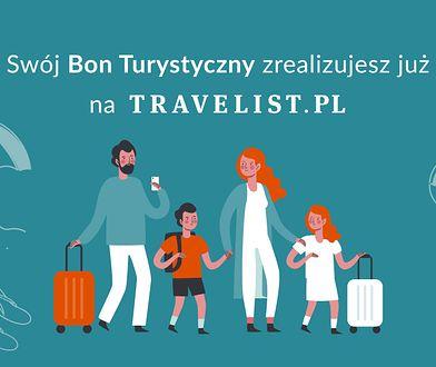 Wyjątkowe wakacje z Travelist.pl - specjalna promocja z okazji startu bonu turystycznego 500+