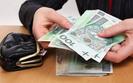 Pensje wzrosły o prawie 5 procent